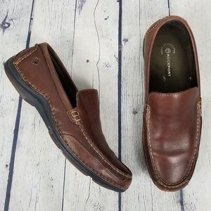 ROCKPORT | K52602 slip-on driving moc toe loafers